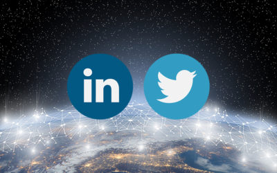 You can find us on LinkedIn and Twitter