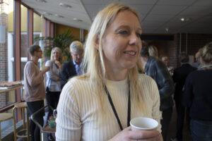 Annika Malm, programchef Mistra InfraMaint