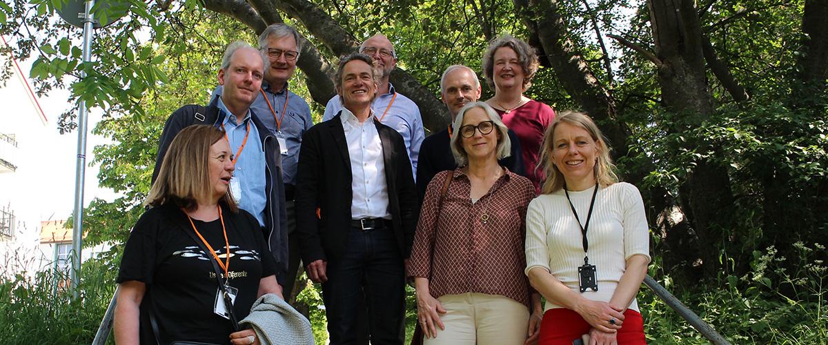 Mistra InfraMaints rådgivande vetenskapliga kommitté