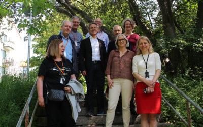 Inspirerande möte med Scientific Advisory Board