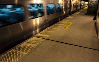 Järnvägen, punktligheten och några åtgärder
