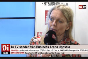 Annika Malm Business Arena