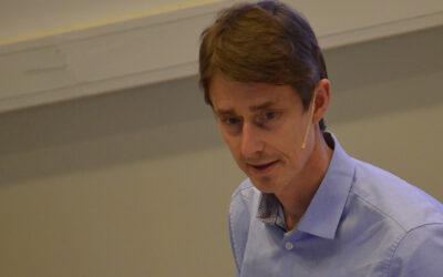 Daniel Hellström är ny i programledningen