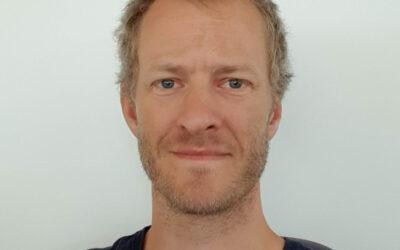 """Martin Bjarke: """"Jag ser en chans att fördjupa mig"""""""