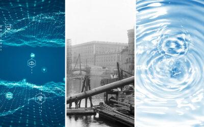 Tre nya projekt ger programmet ny kunskap