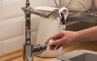Viktig forskning om vattenförsörjning och vattentillgång