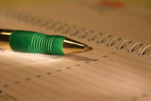 penna och kalender