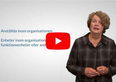 4. Organisationen och dess sammanhang enligt ISO 55001