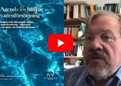 Agenda för hållbar vattenförsörjning